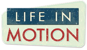 Life in Motion logo